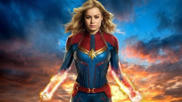 Capitana Marvel podría haber conseguido sus poderes de forma distinta
