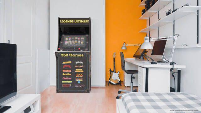 AtGames presenta la recreativa definitiva para nuestras casas