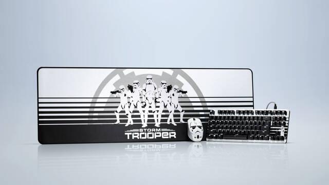 Razer presenta sus productos Star Wars Stormtrooper de edición limitada