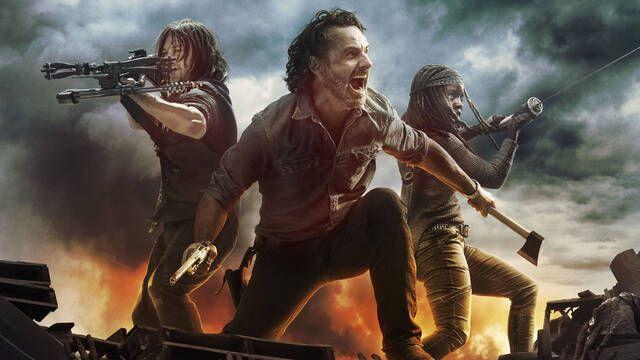 Tras más de 9 años, The Walking Dead está en 'las primeras etapas de su vida'