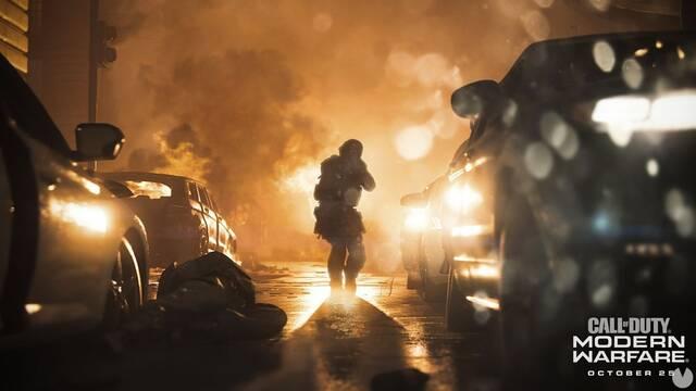 Call of Duty: Modern Warfare será compatible con el Ray Tracing