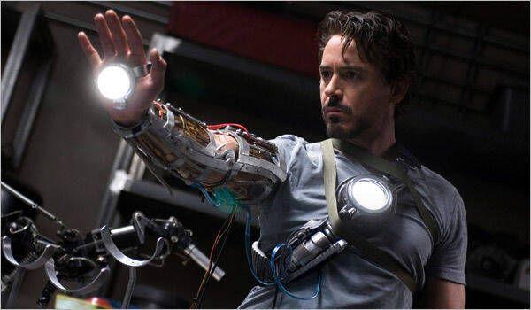 El reparto de Vengadores: Endgame canta el cumpleaños feliz a Iron Man