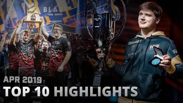 TOP 10: Las mejores jugadas de CS:GO del mes de abril