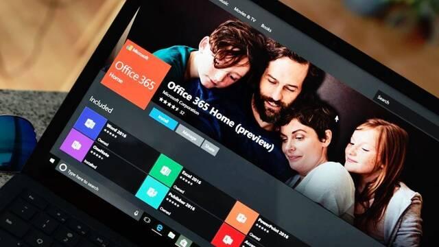 Microsoft elimina la posibilidad de instalar Office desde la Microsoft Store en Windows 10