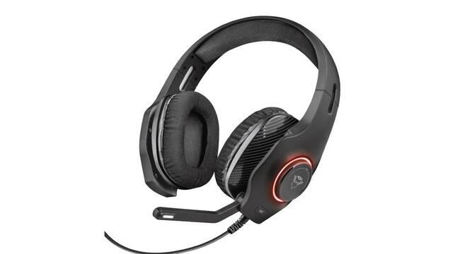 Trust Gaming presenta sus dos nuevos auriculares con iluminación RGB
