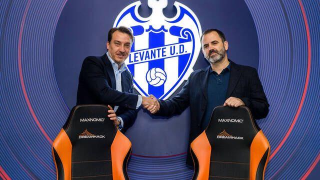 El Levante y DreamHack Valencia unen fuerzas