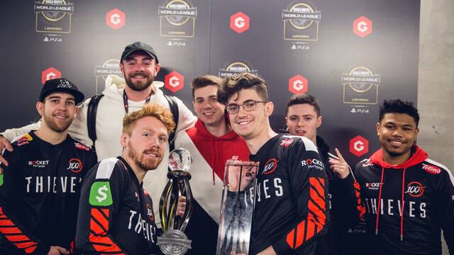 100 Thieves vence en el CWL London 2019