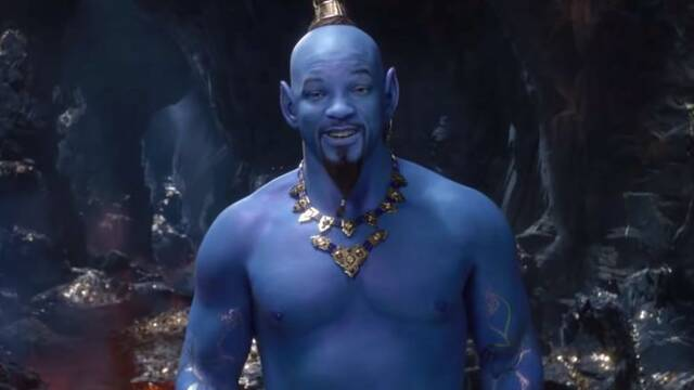 Will Smith rapea 'No hay un Genio tan genial' de 'Aladdin'