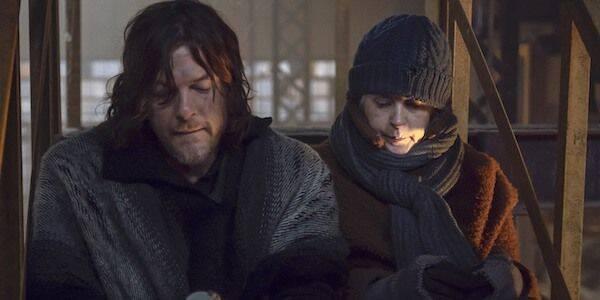 La temporada 10 de The Walking Dead comienza con Daryl y Carol