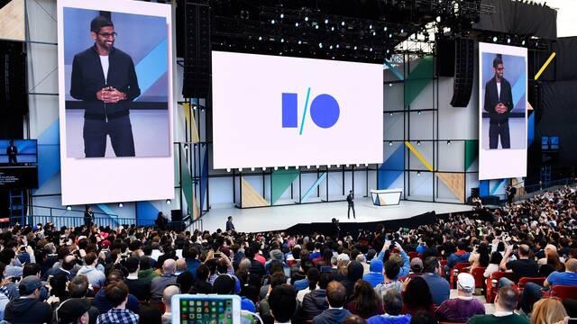 Sigue en directo la conferencia inaugural del Google I/O 2019