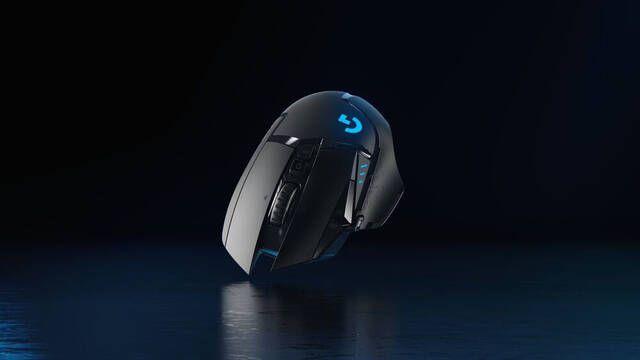G502 Lightspeed es el nuevo ratón inalámbrico de Logitech