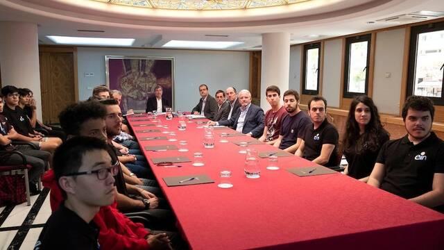 Canarias crea un 'eSports Lab' con la Universidad de Las Palmas