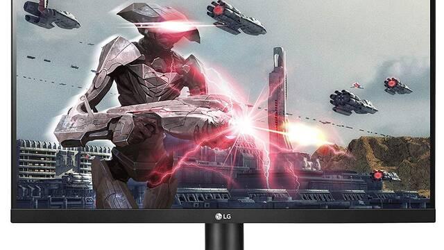 LG 27GL650F, nuevo monitor para jugar con 144Hz y HDR