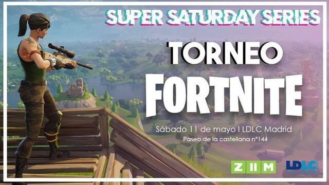 Fortnite, LOL o Clash Royale, protagonista del nuevo torneo Super Saturday Series