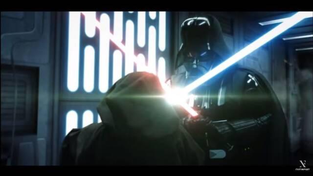 Star Wars: Un fan reimagina el duelo de Darth Vader contra Obi-Wan Kenobi