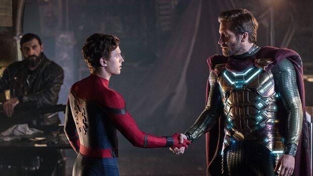 El tráiler de 'Spider-Man: Lejos de casa' arrasa en YouTube