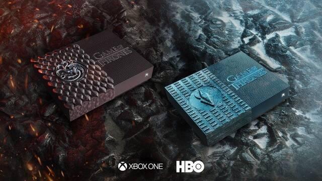 Xbox presenta las Xbox One S All-Digital Edition de Juego de Tronos