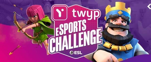 ING y ESL lanzan un desafío de esports de Clash Royale