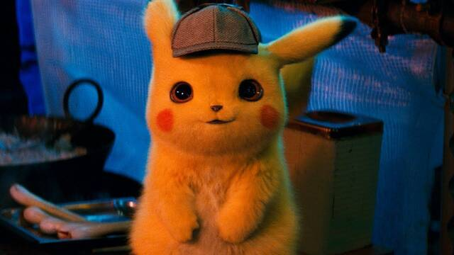 Aparece un vídeo de casi dos horas de Detective Pikachu bailando