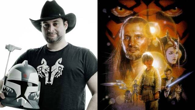 Star Wars: Dave Filoni reivindica la importancia capital de La Amenaza Fantasma