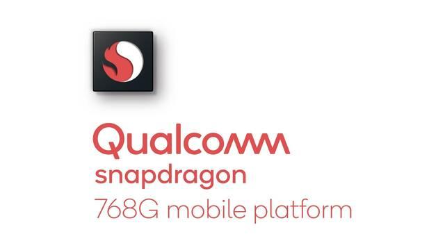 Qualcomm presenta el SoC Snapdragon 768G para teléfonos gamer