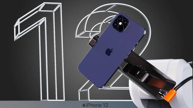 El iPhone 12 Pro llegará con tasa de refresco de 120 Hz y nuevo Face ID según informaciones