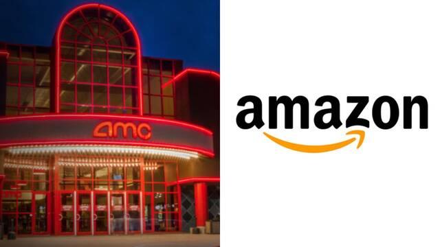 Rumor: Amazon podría comprar la cadena de cines estadounidense AMC