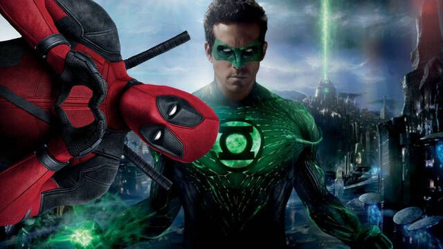 El creador de Deadpool pide a Ryan Reynolds que encarne de nuevo a Green Lantern