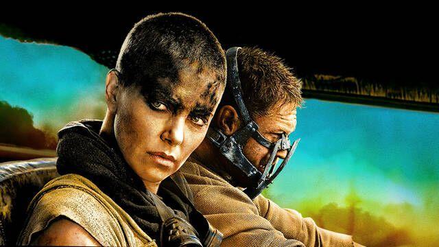 Mad Max Fury Road: Charlize Theron y Tom Hardy desvelan cómo fue el infernal rodaje