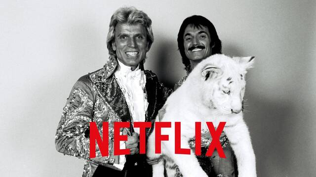 Tiger King: Netflix prepara un documental sobre el caso de Siegfried & Roy