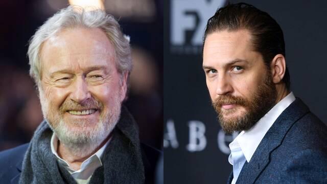 Ridley Scott producirá la nueva versión de Grandes esperanzas con Tom Hardy