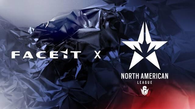 Faceit organizará los torneos de Rainbow Six Siege en Norteamérica