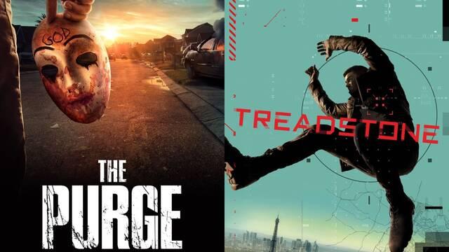 Amazon cancela las series The Purge y Treadstone de una tacada