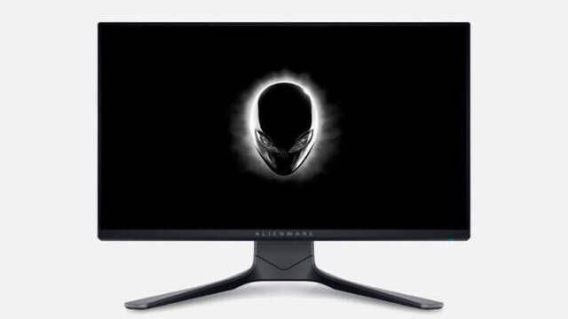 Alienware AW2521H, el nuevo monitor para jugar de 360 Hz