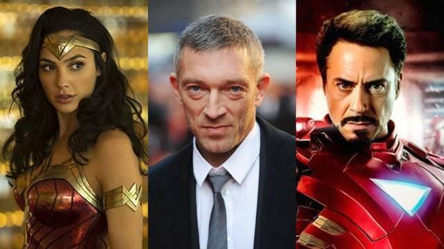 Vincent Cassel: 'Las películas de Marvel o DC son para críos'
