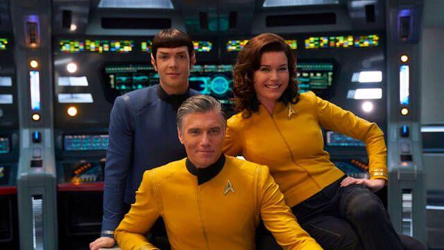 Star Trek: Spock y Pike volverán en la serie 'Strange New Worlds'