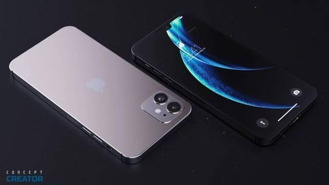 Primeros renders no oficiales del iPhone 12, el próximo teléfono de Apple