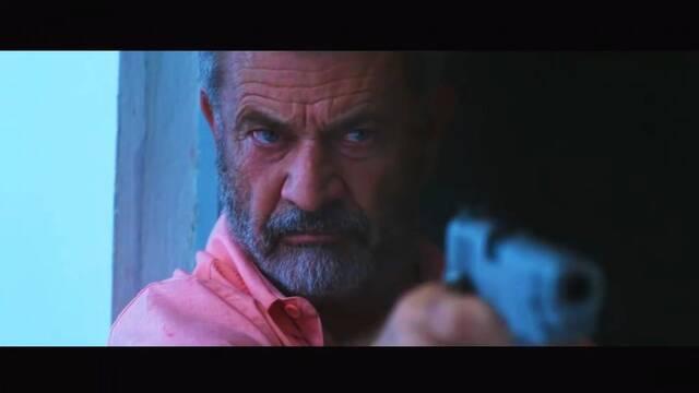 Force of Nature: Mel Gibson da caza a los malos en mitad de un huracán