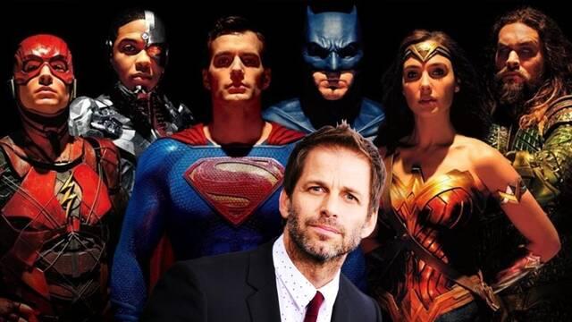 Liga de la Justicia: El Snyder Cut podría llegar a debutar, según rumores