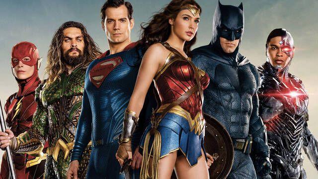 El Snyder Cut de La Liga de la Justicia llegará a HBO Max en 2021