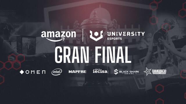 Comienza la Gran Final de la Liga Amazon University Esports