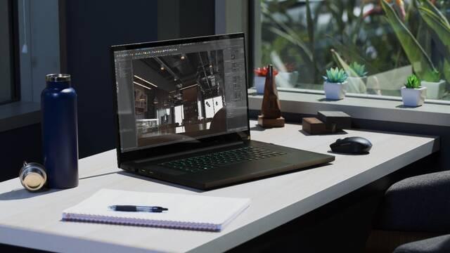 Razer Blade Pro 17, el nuevo portátil de Razer para jugar y trabajar