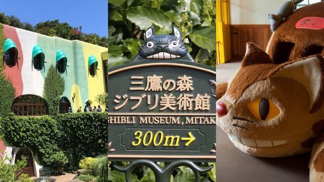 Visita gratis el Museo Ghibli desde tu casa gracias a YouTube