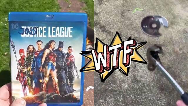 Liga de la Justicia: Los fans destruyen sus copias en DVD y Blu-ray tras el anuncio del Snyder Cut