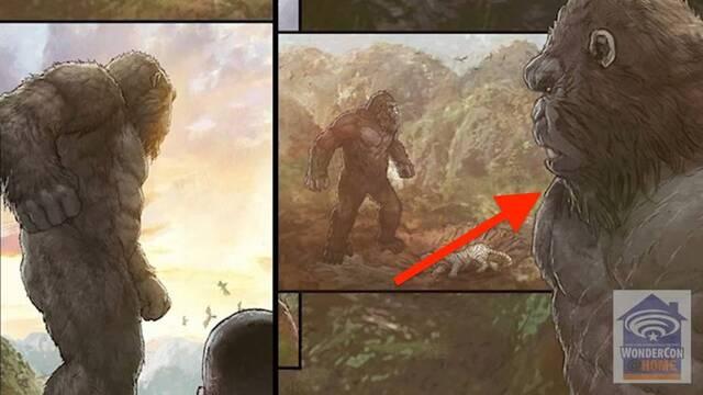 Godzilla vs. Kong: El film contará con una precuela en formato cómic y se retrasaría a 2021