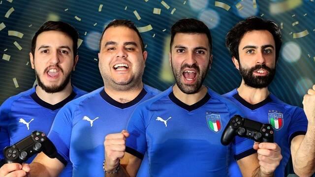 Italia gana la UEFA eEURO 2020 de PES 2020