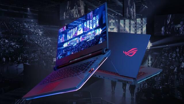 ASUS presenta su portátil ROG Strix Scar 17 con i7-10875 y NVIDIA GeForce RTX 2080 Super