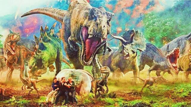 Jurassic World 3 supone 'una nueva era' y no es el final de la saga