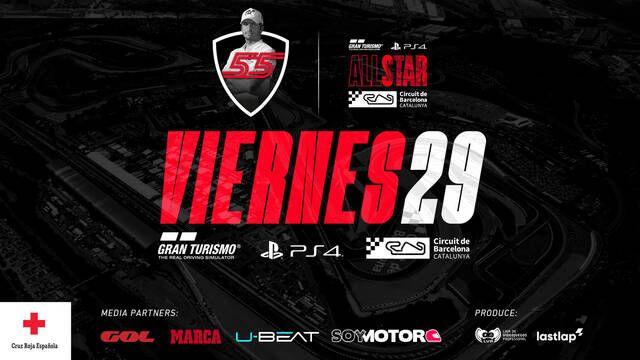 Gran Turismo All Star, la próxima competición de Gran Turismo con Carlos Sainz al volante