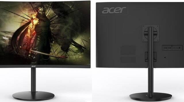 ACER presenta los monitores XZ270X y XZ320QX con tasa de refresco de 240 Hz